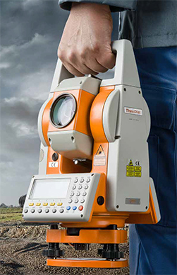Geo-Fennel Total Station