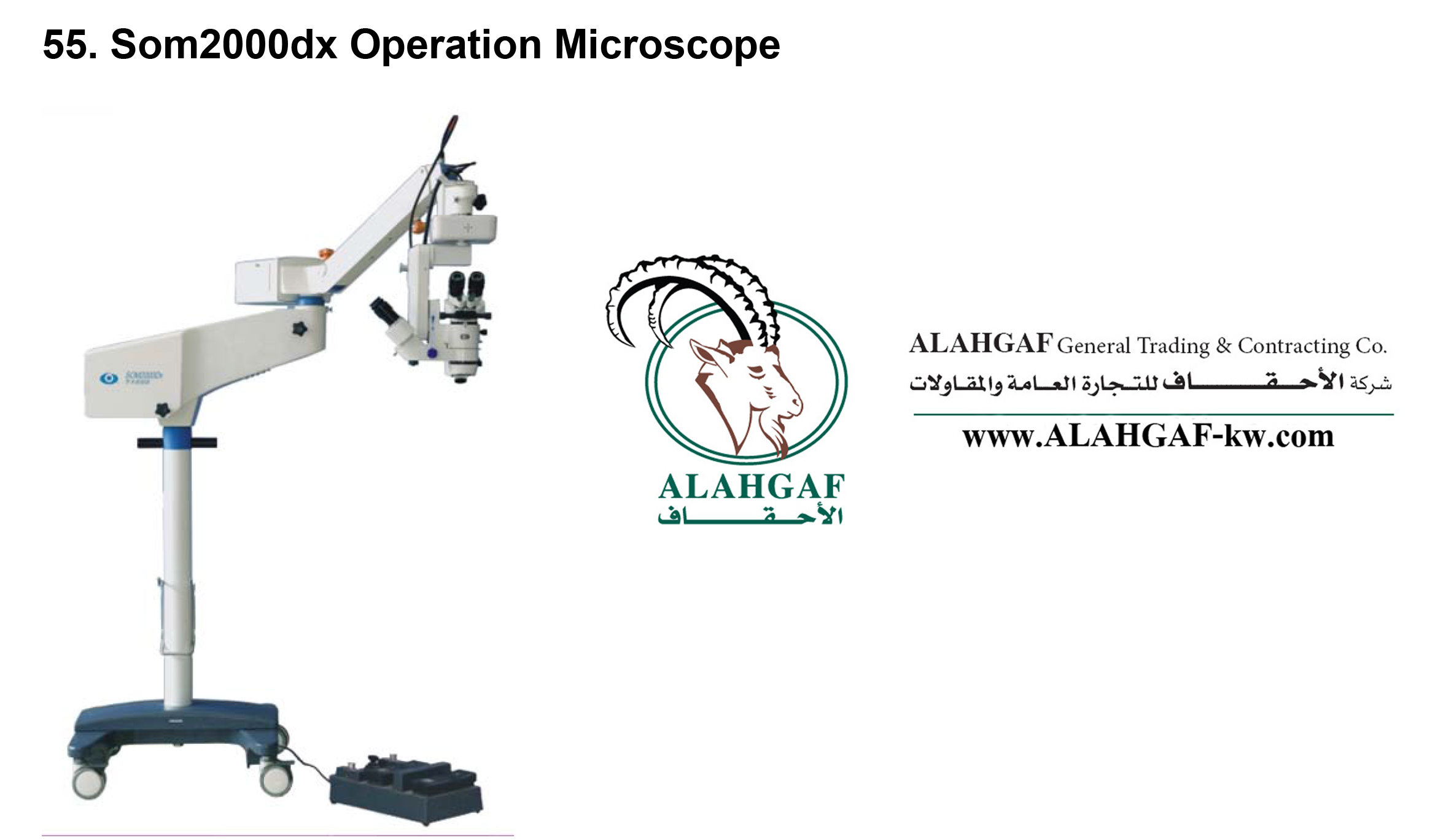 Som2000dx operation Microscopes